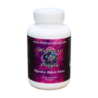 Digestive Bitters Focus Wellness Origin