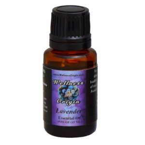 Lavender Essential Oil Wellness Origin