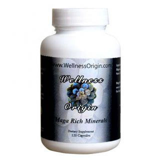 Maga Rich Minerals Wellness Origin