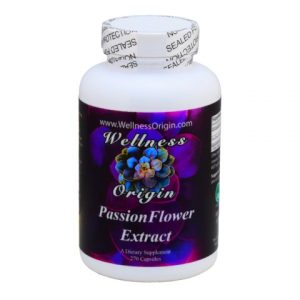 Passion Flower Extract Wellness Origin
