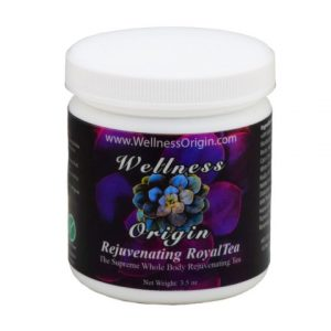 Rejuvenating Royal Tea Wellness Origin