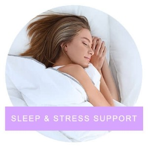 SLEEP & STRESS SUPPORT