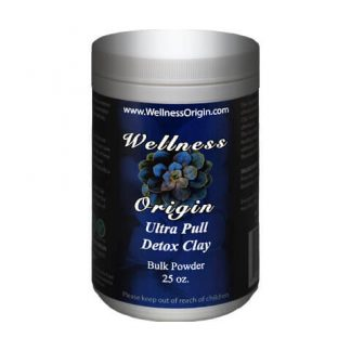 Ultra Pull Detox Clay Wellness Origin