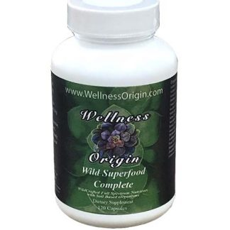 Wild Superfood Complete plant based nutrition