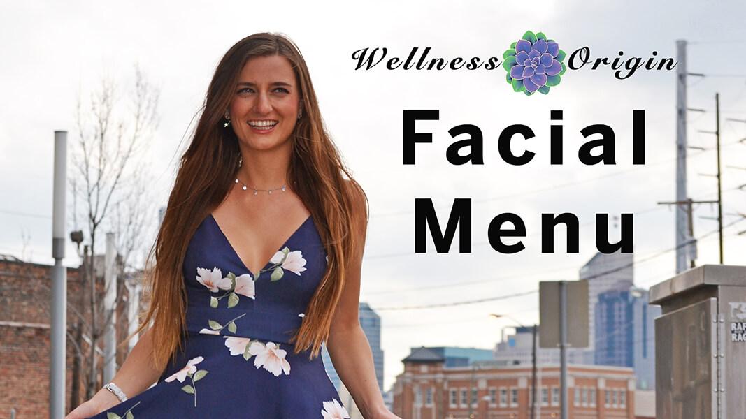 organic spa facial